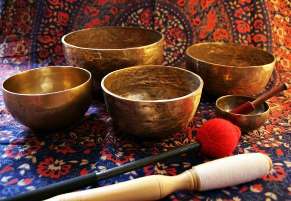 Sound Bowl Healing Session